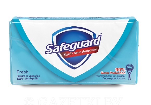 Мыло SAFEGUARD Освежающее 90г